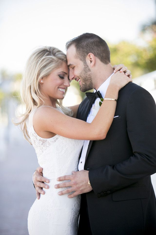 Dockside Black Tie Wedding: Brittany & Matt at Admiral's Cove | Floridian Weddings