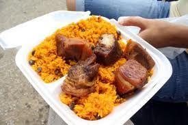 Riso giallo con carne di maiale - La ricetta di Buonissimo