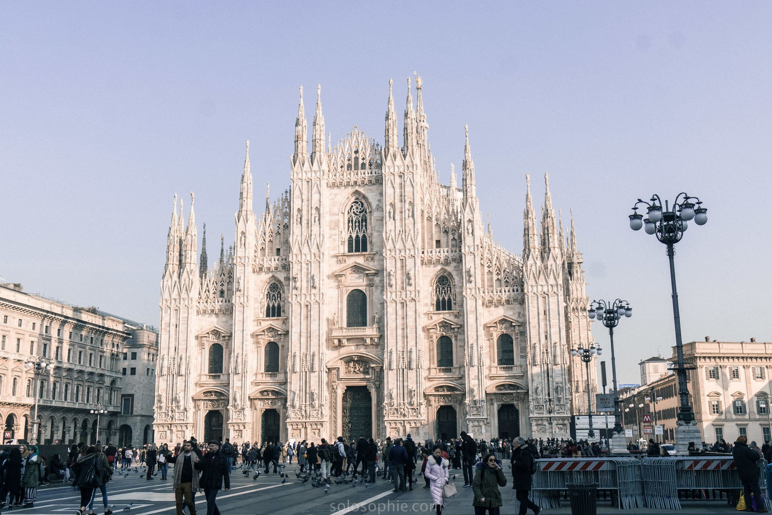 Via San Maurilio Milano ein tag in mailand: die besten aktivitäten in mailand