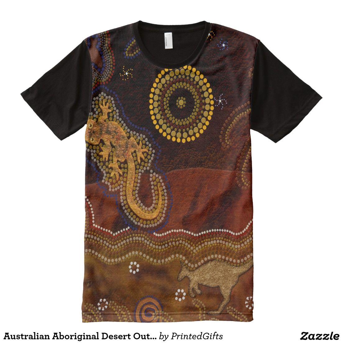 Australian aboriginal desert outback themed art all over print  shirt also best clothes images in rh pinterest
