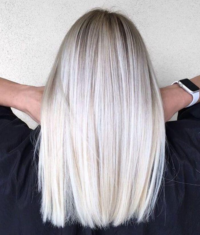 ▷ Haare grau färben - Hier finden Sie alles, was Sie darüber wissen ...