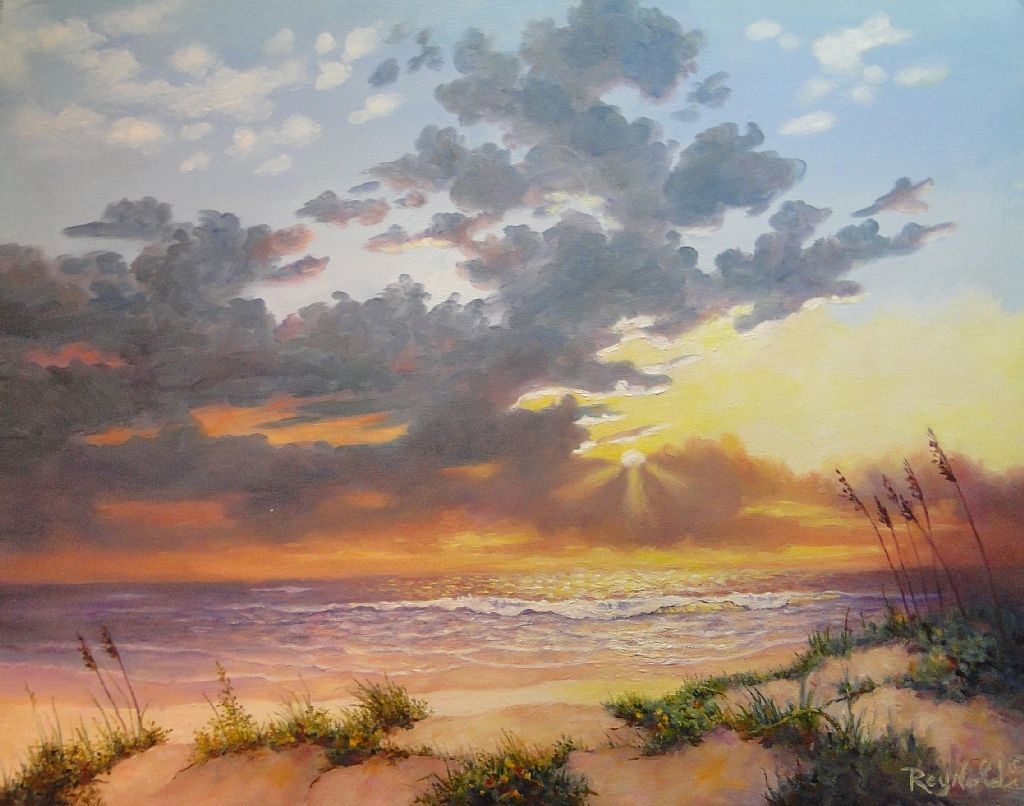 Splendor At South Padre Island By Carol Reynolds South Padre