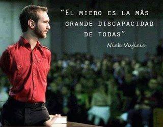 Nick Vujicic Es Un Hombre Que Nació Sin Brazos Ni Piernas