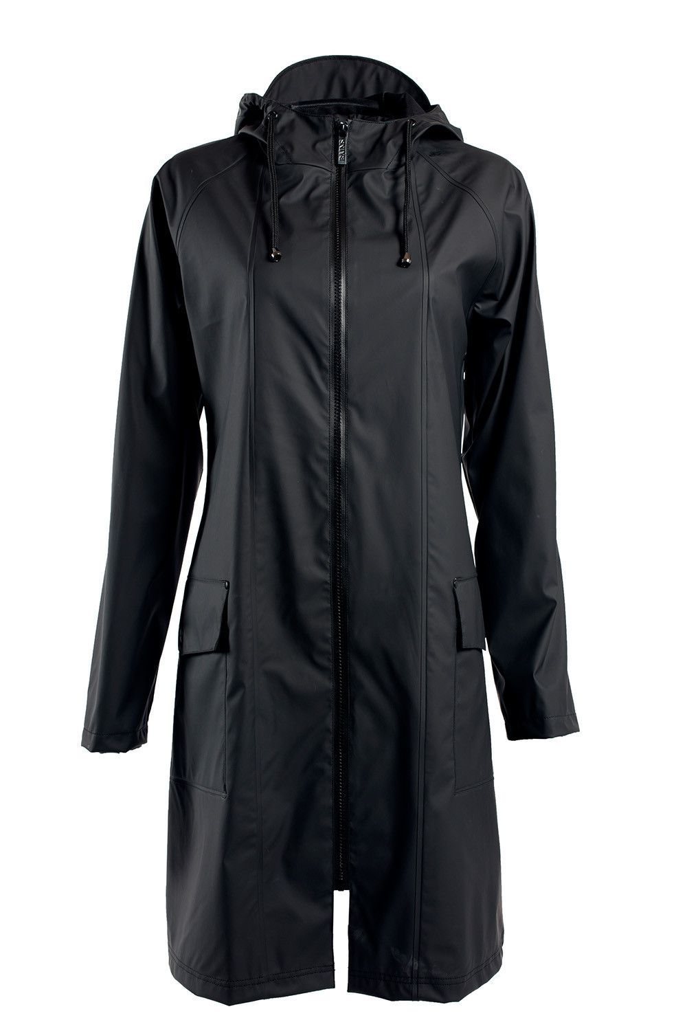 New RAINS Of Denmark A Jacket in Black
