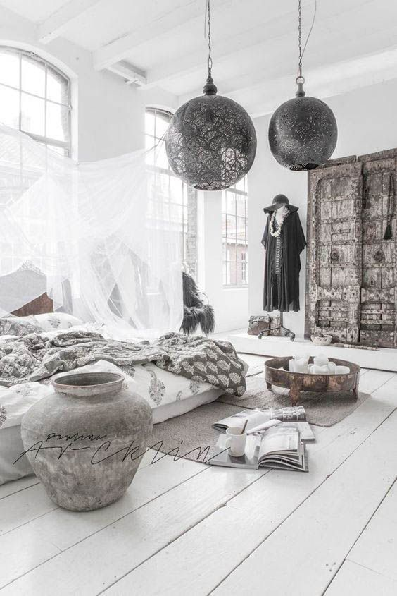 Room Decor Bedroom Cozy Boho