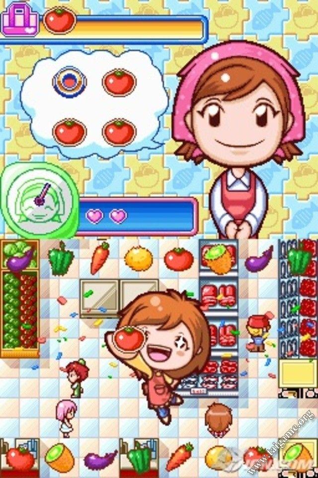 (640×960) Childhood, Game art