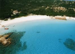 Costa Smeralda, una spiaggia   Costa Smeralda Sardinia (Italy)  the beauty of the sea