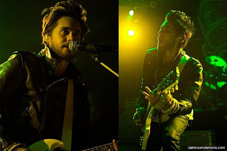 Darkroom Demons - Q101's Twisted Day 4 feat 30 Seconds To Mars, The Used and After Midnight Project