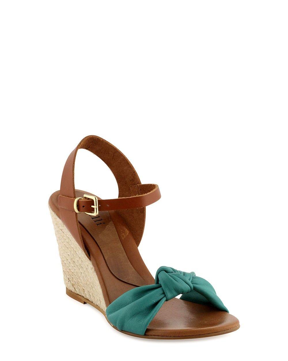 Compensé - Dikita - Compensés - Chaussures Femme Printemps Eté ... a570fcf6d5e4