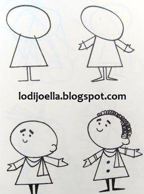 Como Hacer Dibujos Paso A Paso Ensenar A Dibujar Como Hacer Dibujos Como Dibujar Ninos