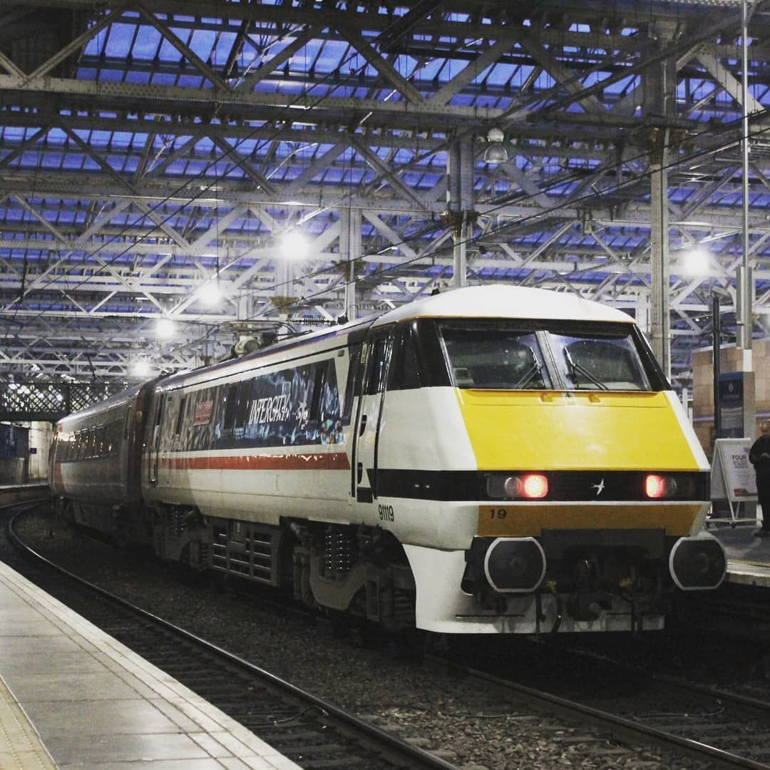 thedustybinman on instagram usually i keep posts relatively in order of date but a great exception is needed here 91119 british rail train electric train pinterest