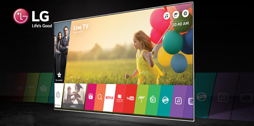 Lg Smart Tv Descarga Y Actualización