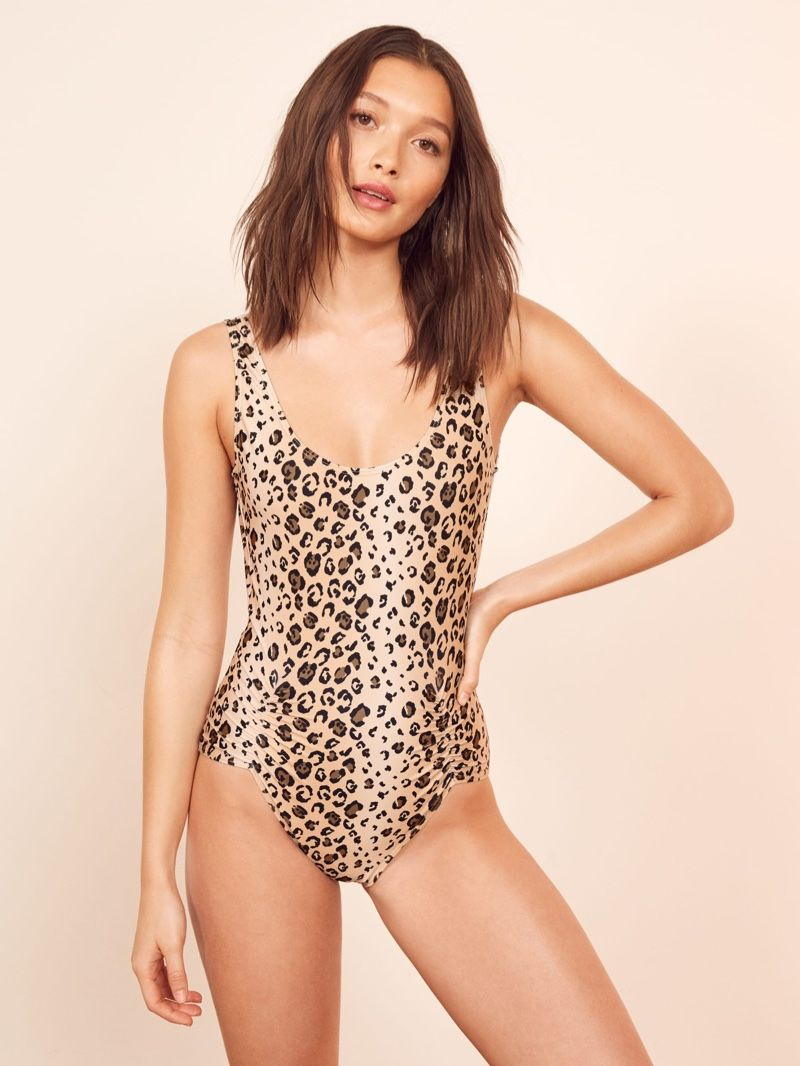 b532fcb572974 Dive In With Reformation's New Swimwear Designs | Swimsuit / Beach ...
