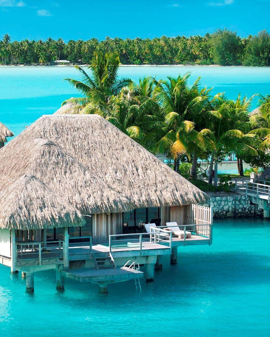 Die Schonsten Wasserbungalows Weltweit Unsere Top 7 Hotels Auf Dem