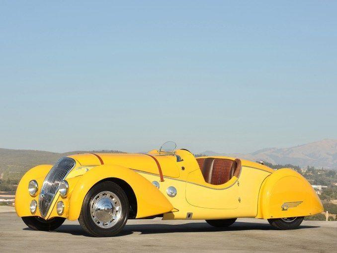402 Darlmat Pourtout Roadster 1938 - 01Peugeot 402 Darlmat Pourtout Roadster 1938 - 01