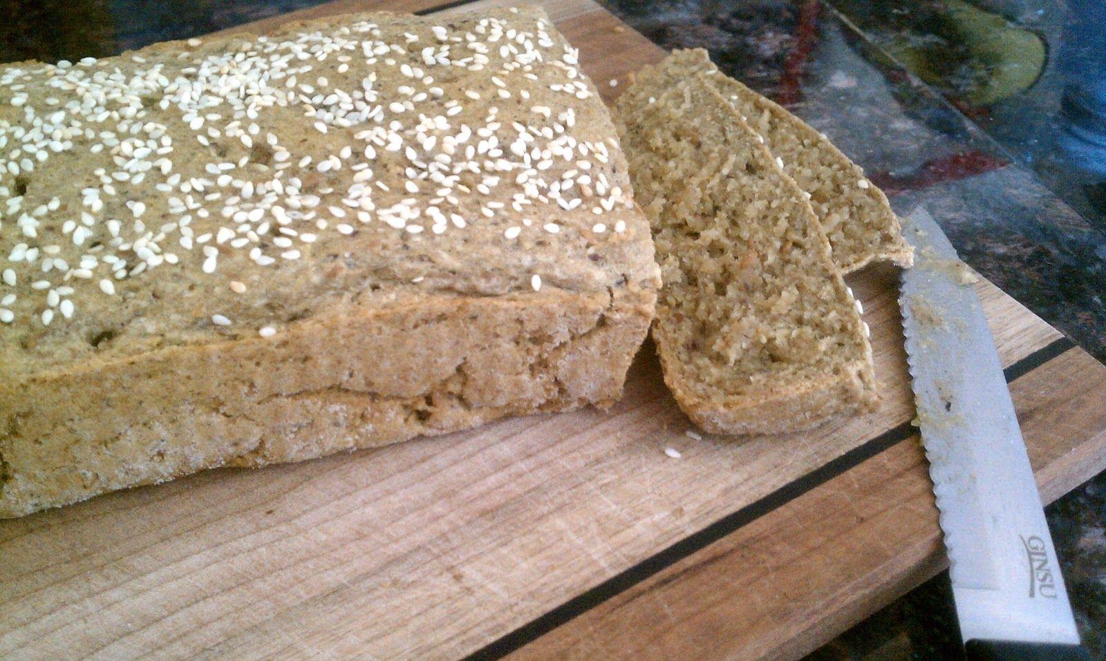 It Really Works!: Gluten Free Yeast Free Bread Loaf