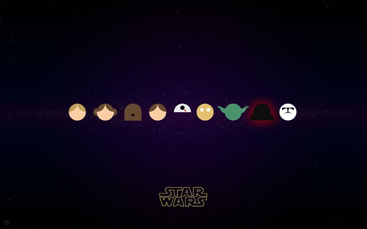 Minimalist Star Wars Wallpaper Iphone Star Wars Wallpaper Star Wars Diy