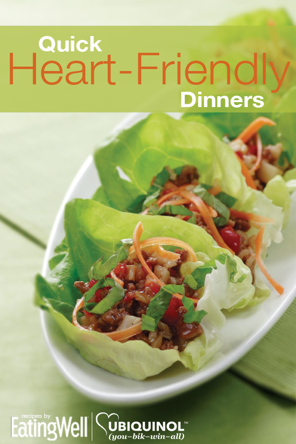 Simple Heart-Friendly Recipes