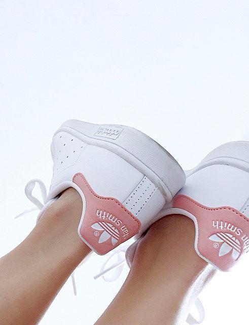 adidas lichtroze stan smith