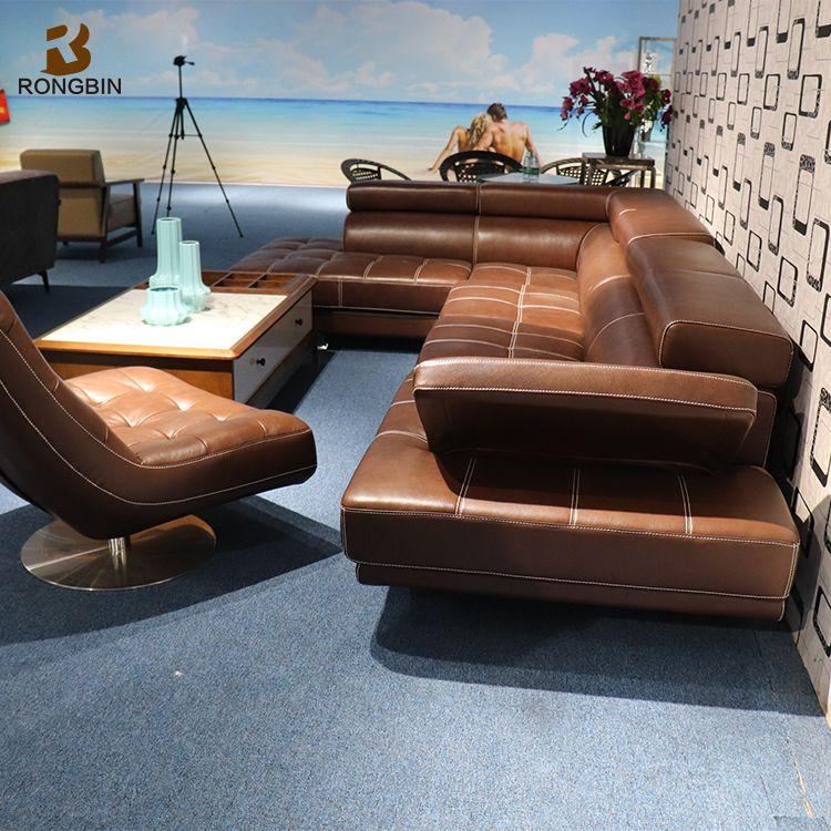2019 的 Luxury Living room sofa furniture factory direct ...
