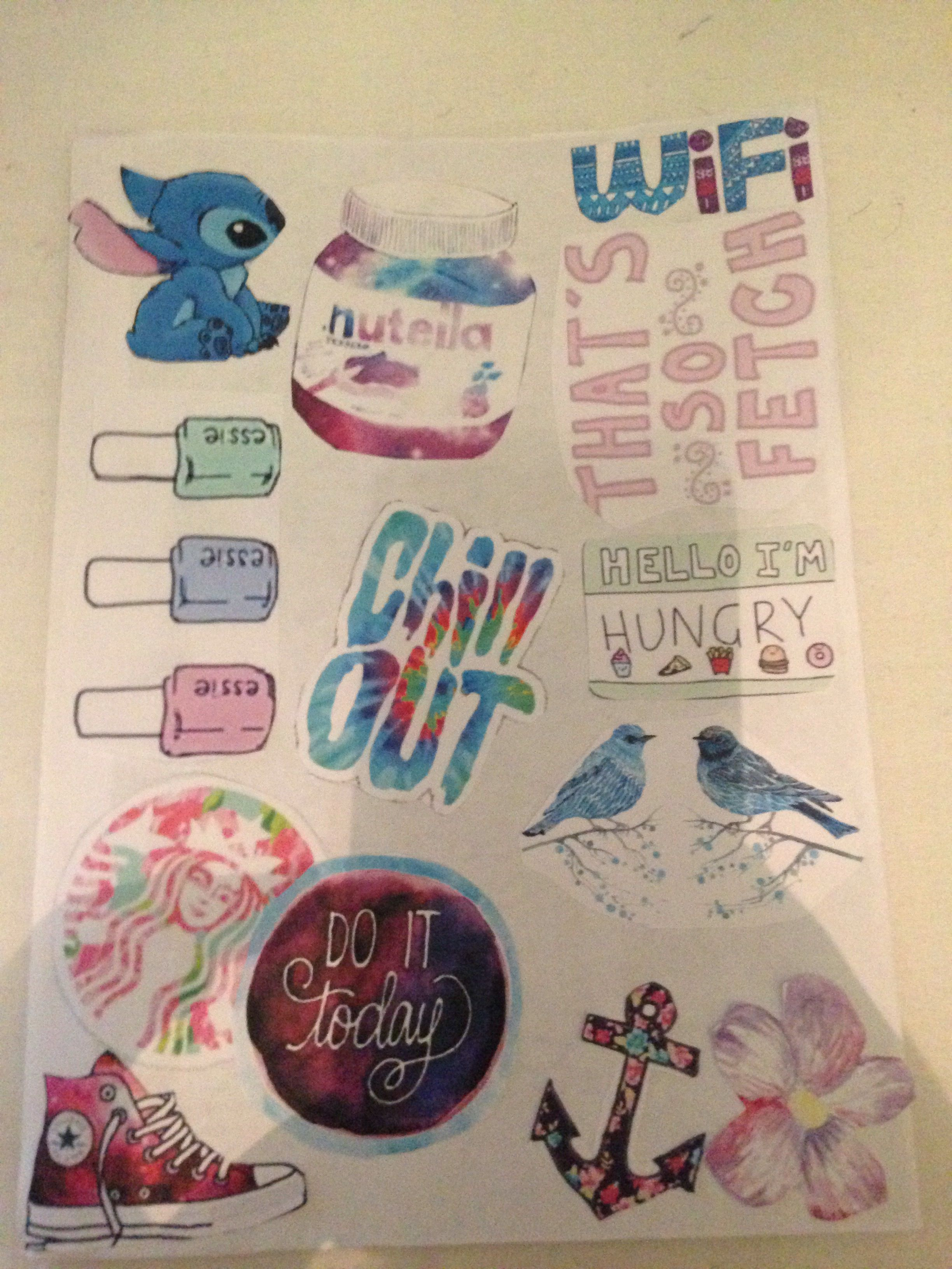 Cute Tumblr Notebook Cover Notebook Collage Diy School