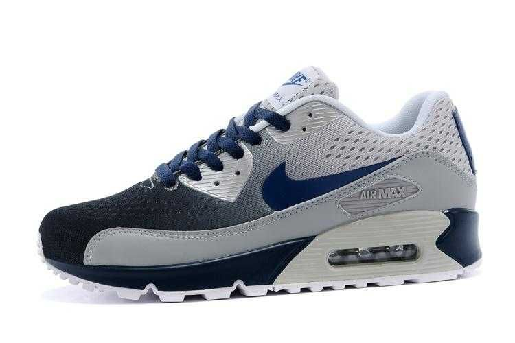 new concept 578f3 80f9e Discover ideas about Nike Air Max. April 2019. Men  s Sneakers Nike Air Max  90 Em Dark Blue   White 2017