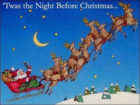 Twas The Night Before Christmas - YouTube | Christmas Movies ...