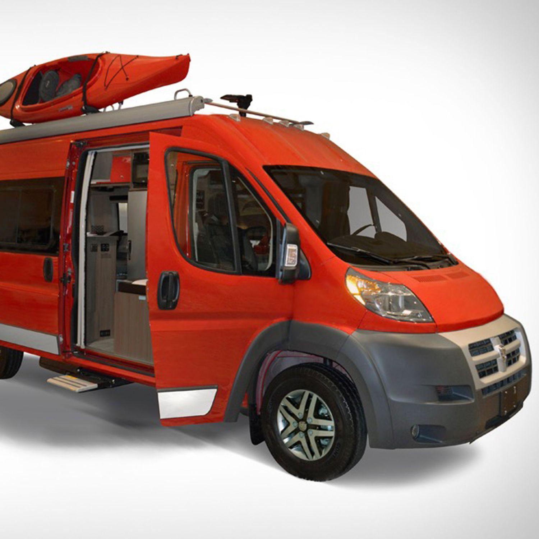 Winnebago S New Camper Van Is Too Awesome To Believe