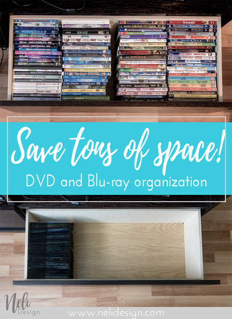 The Best Dvd Organization Solution To Save Space Dvd