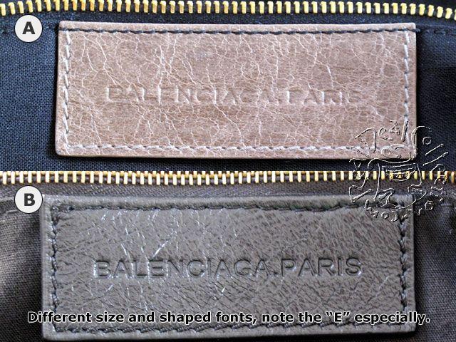 eee41d46642a Can you spot the fake Balenciaga bag  Take the quiz!