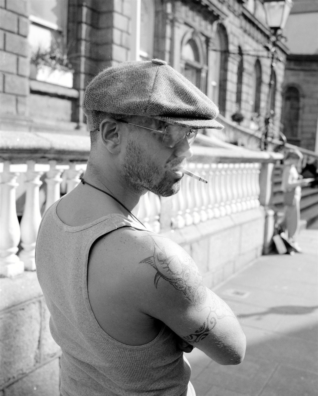 Colin Farrell by Greg Williams Colin farrell, Greg
