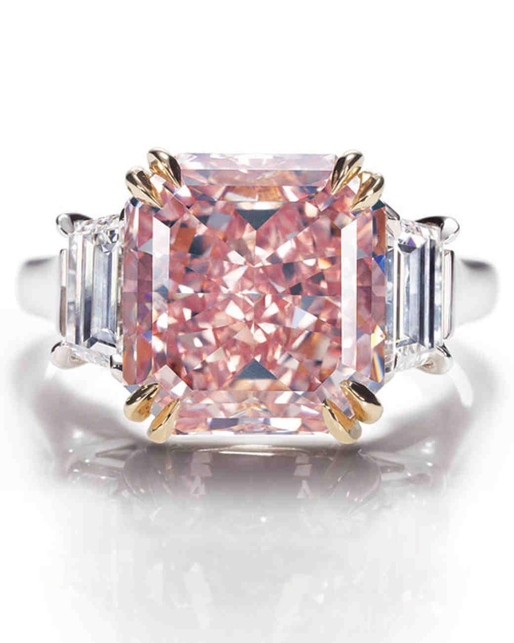 Asscher-Cut Diamond Engagement Rings | Fingers BLING | Pinterest ...