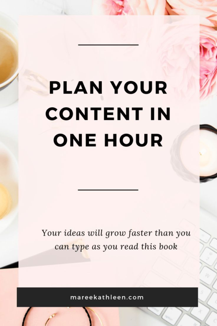 Content Plan Revisited You Can Do It. Content marketing