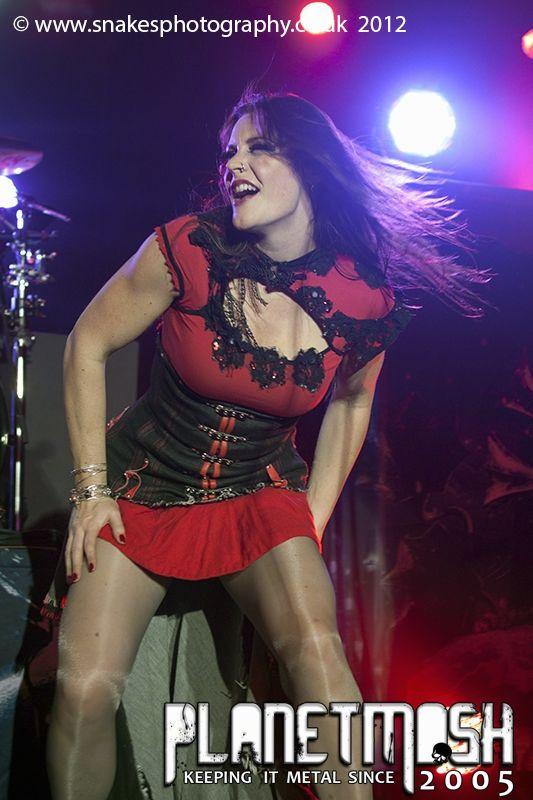 Jansen sexy floor Nightwish's Floor