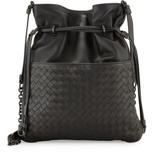 c82283e054e0 Bottega Veneta Intrecciato Medium North-South Bucket Bag ( 2