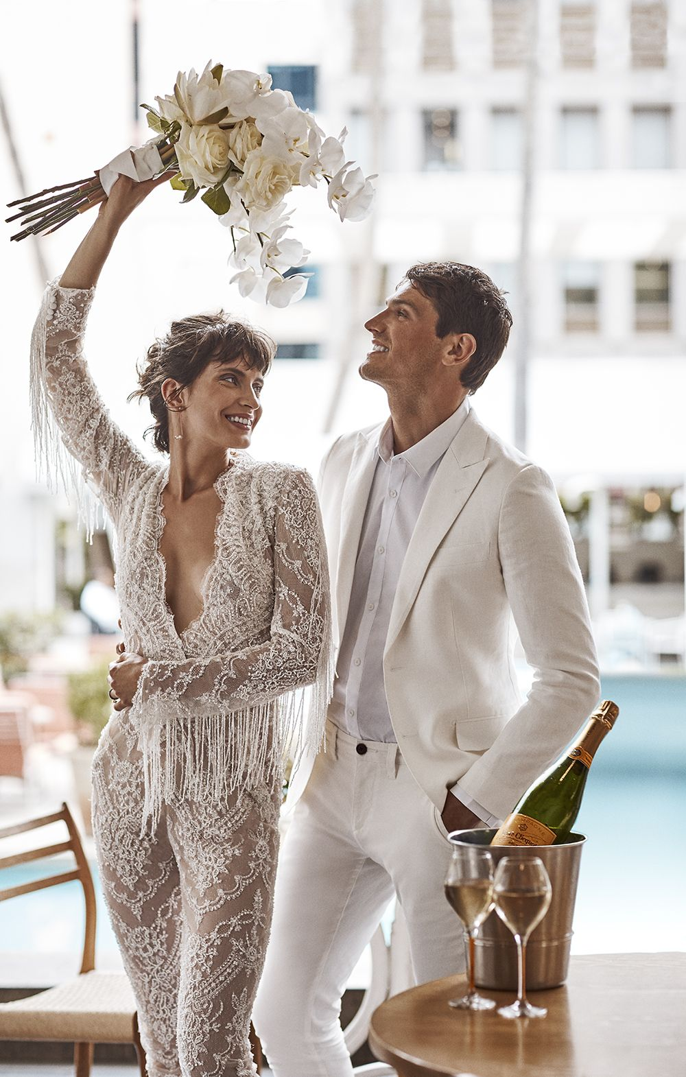 P johnson tailoring for merivale bridals 2019 campaign