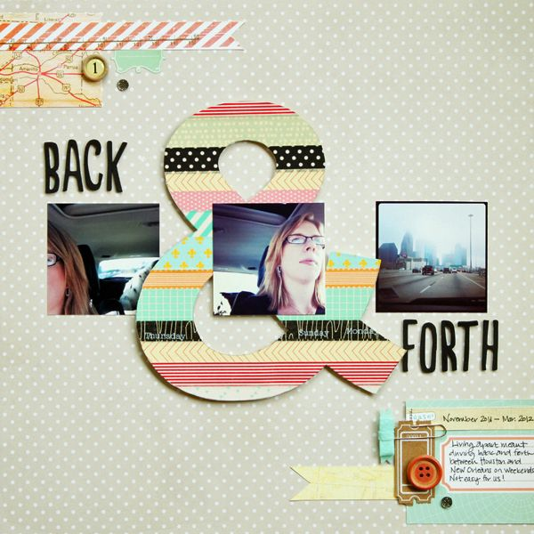 8 Ideas For Embellishing Scrapbook Pages With Washi Tape All Time