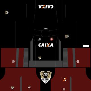 Dream League Soccer Kits Apk Atleticoparanaense3 1617 Dls16 Futbol Vector Futbol Camisetas