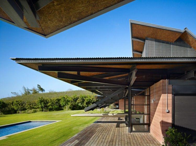 Captivating Slaughterhouse Beach House By Olson Kundig Architects | HomeDSGN Design Inspirations