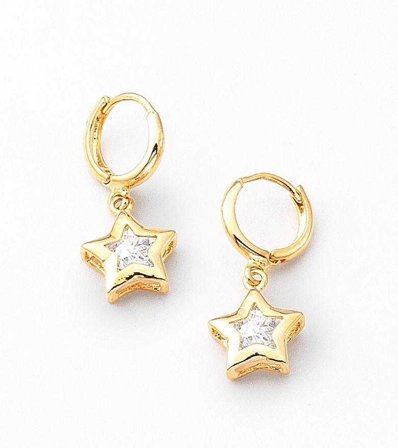 My kingdom for those star earrings! ♥