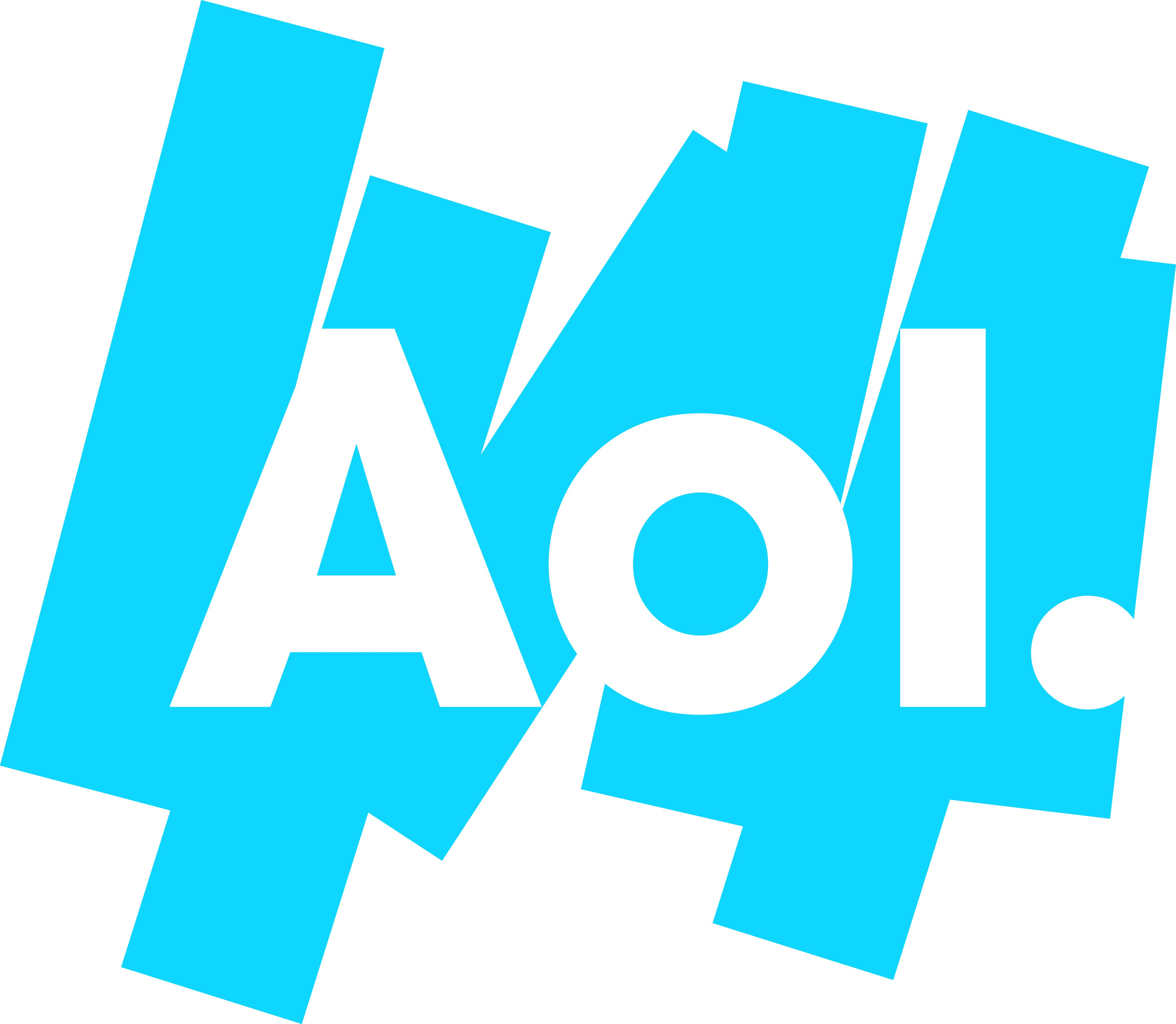 I used AOL Mail as a form of formal communication between