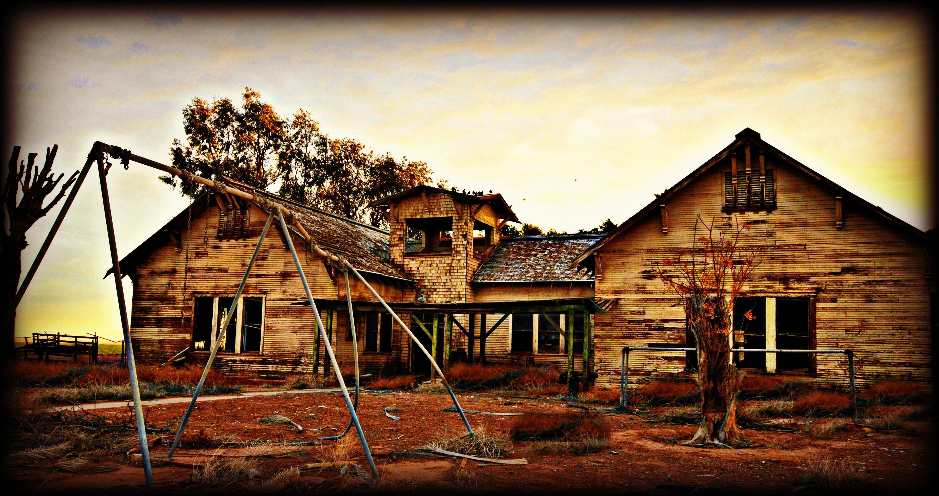 Old Verde School Holtville California