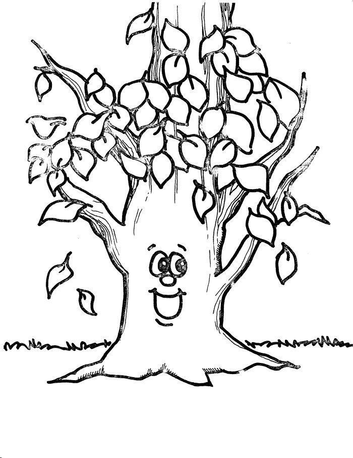 Fall - Seasons - Janice\'s Daycare | Education | Fall coloring pages ...