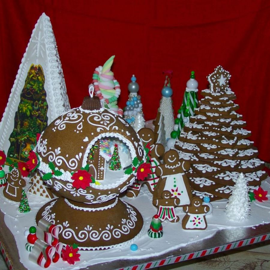 gingerbread house decorating contest | gingerbread, christmas