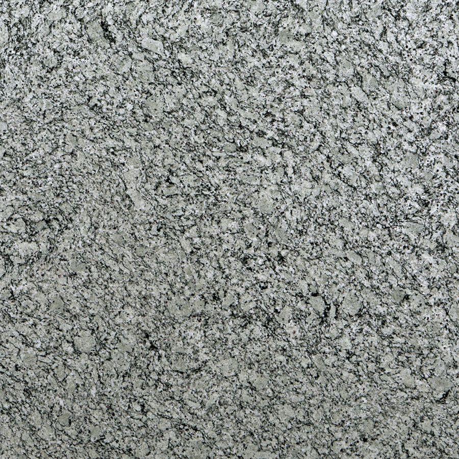Shop Sensa Dawn Mist Granite Kitchen Countertop Sample At A Beautiful Kitchen
