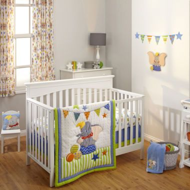Disney Dumbo 3pc Bedding Set Found At Jcpenney
