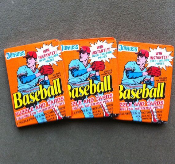 3 Unopened Packs Of 1990 Donruss Baseball Cards 48 Cards In
