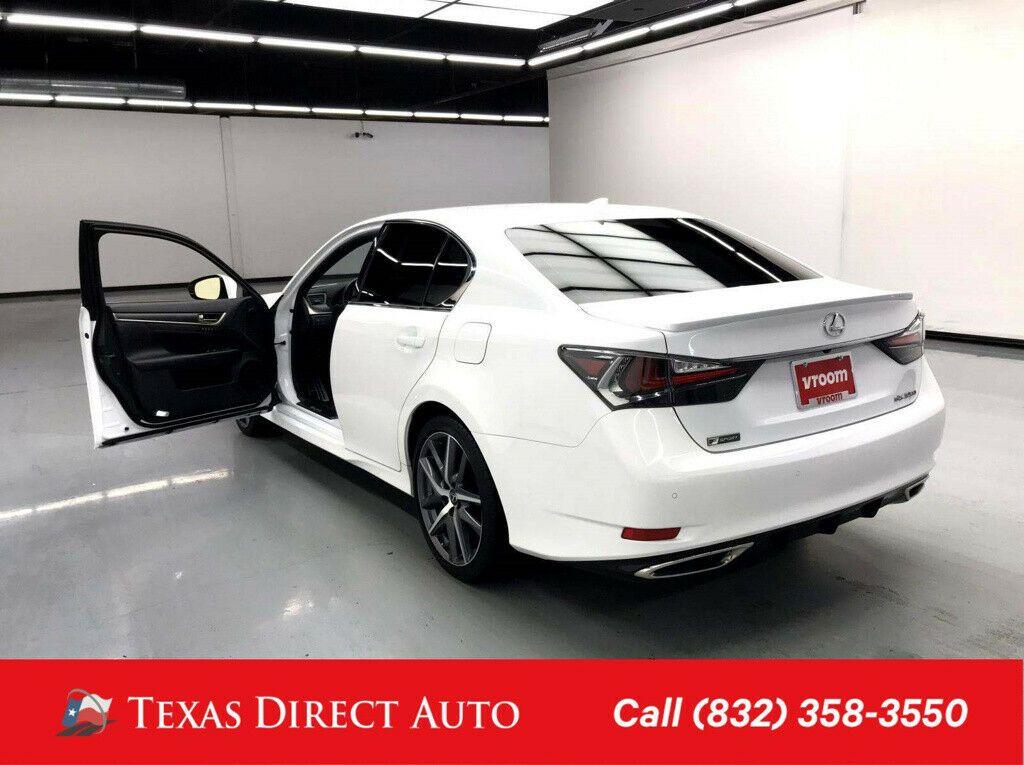 Used 2018 Lexus GS F SPORT Texas Direct Auto 2018 F SPORT