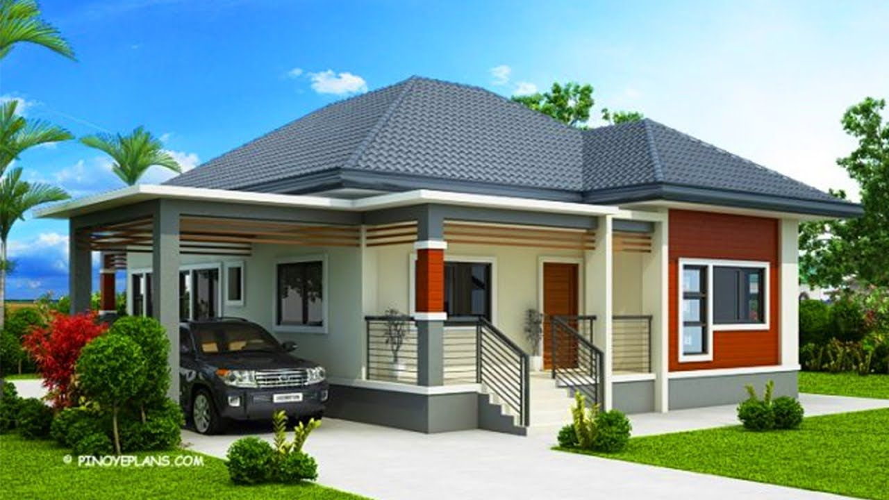 5 Tips For Creating An Awesome House Design Topsdecor Com In 2020 Beautiful House Plans Simple House Design Modern Bungalow House