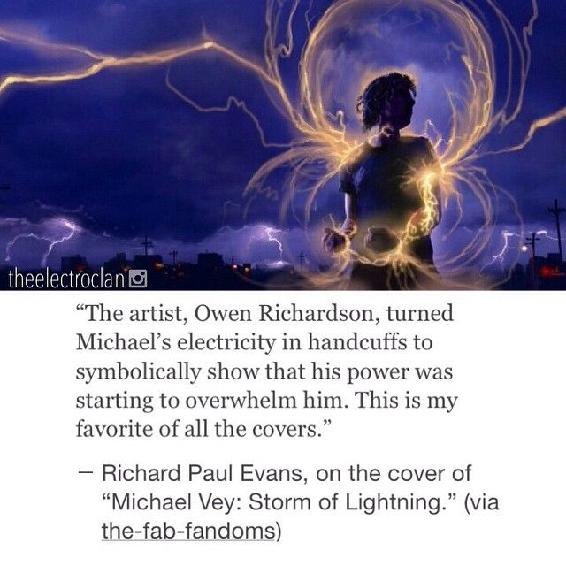 the back of it looks like wings too | Michael Vey ...
